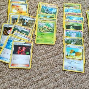 Pokemon cards 52 Randoms